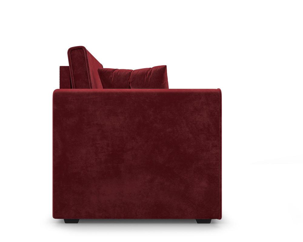 Кресло Мебель-АРС Санта (бархат красный) - фото 4