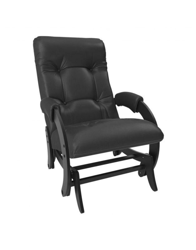 Кресло Impex Кресло-гляйдер Модель 68 экокожа (dundi 109) - фото 1