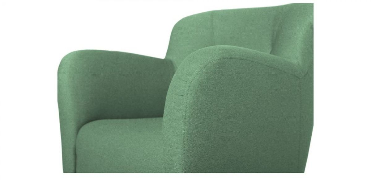 Кресло WOWIN Ингрид (Мятная рогожка) - фото 3