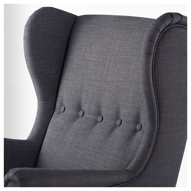 Кресло IKEA Страндмон 204.198.84 - фото 2