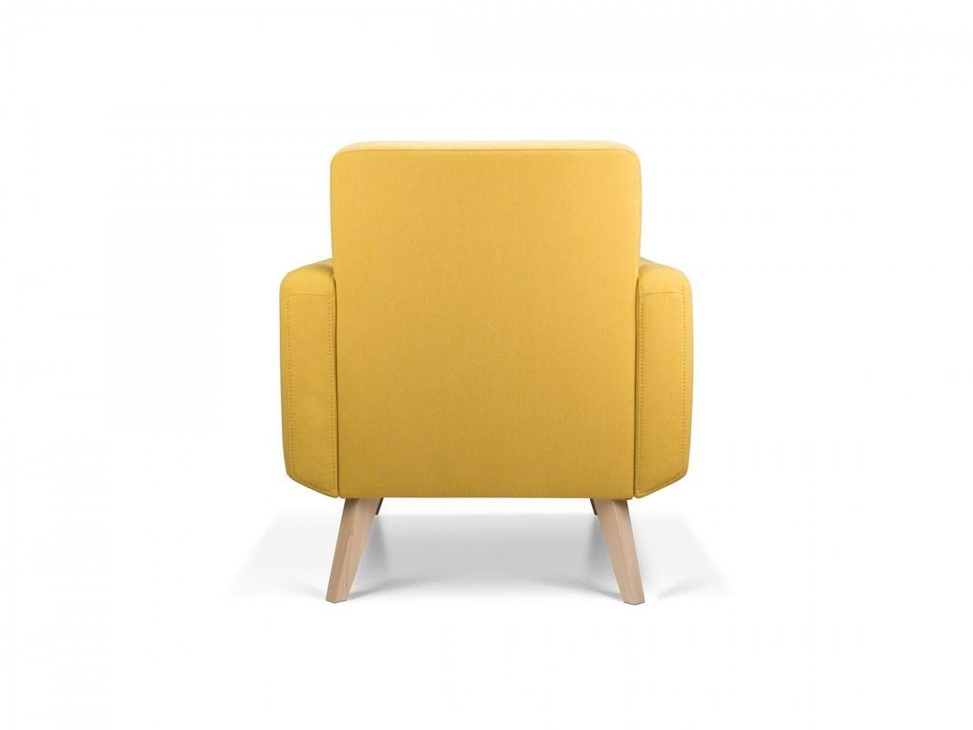 Кресло Sonit Берген 80x88x88.5 (Cotone 2861) - фото 5