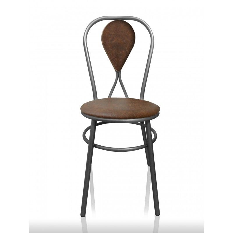 Кухонный стул Европротект Венский (шоколад) - фото 1