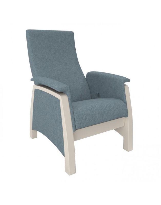 Кресло Impex Кресло-гляйдер Модель Balance-1 сливочный (Montana 802) - фото 2