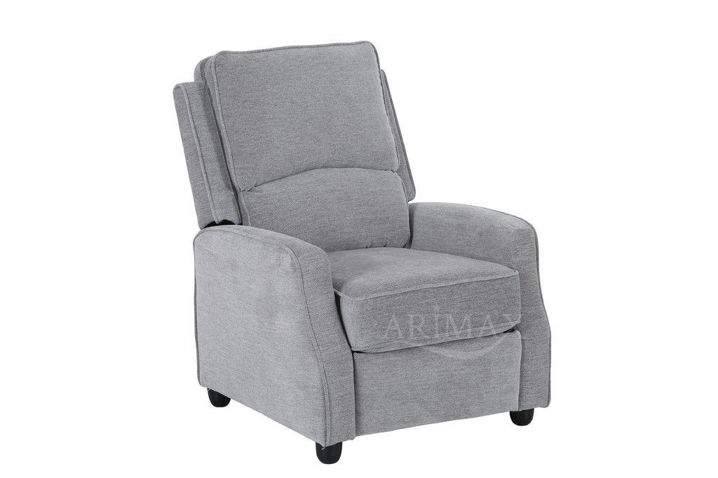 Кресло Arimax Dr Max DM02001 (Светло-серый) - фото 1