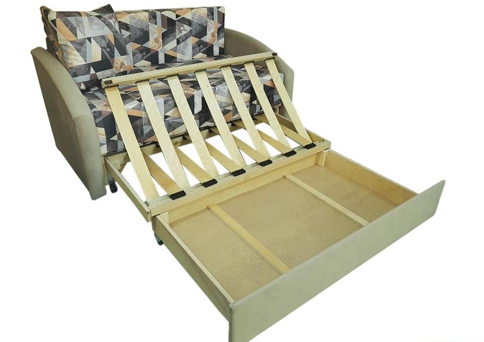 Диван Апогей-Мебель Малышок-2 МДК (120см) - фото 3