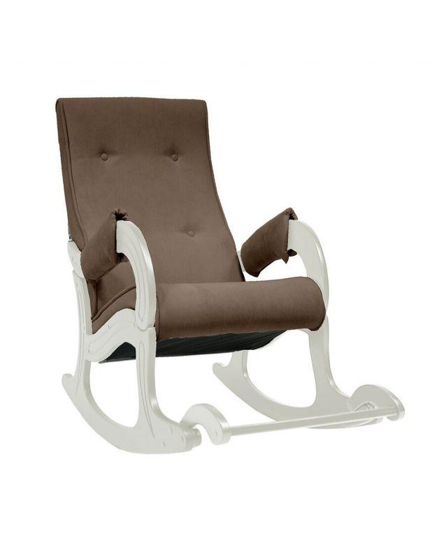 Кресло Impex Модель 707 Verona сливочный (Vanilla) - фото 4