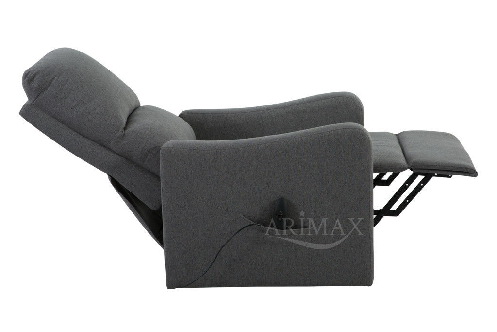 Кресло Arimax Dr Max DM02006 (Серый) - фото 6