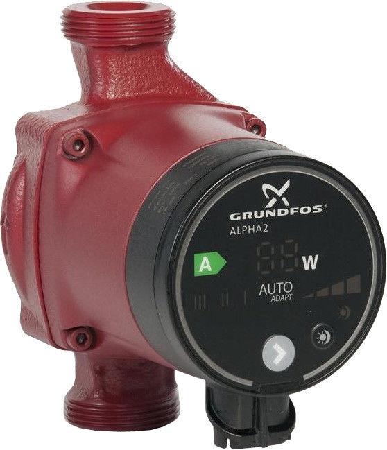 Насос для воды Grundfos Alpha2 UP 20-15 N - фото 1