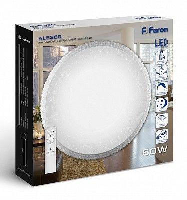 Настенно-потолочный светильник Feron AL5300 100W - фото 4