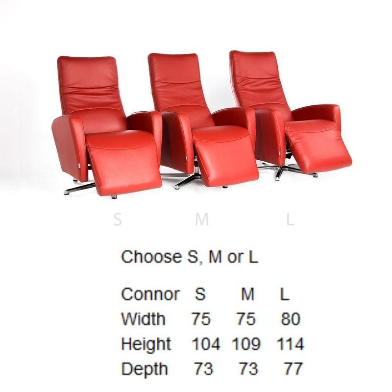 Кресло Bellus Connor с реклайнером - фото 2
