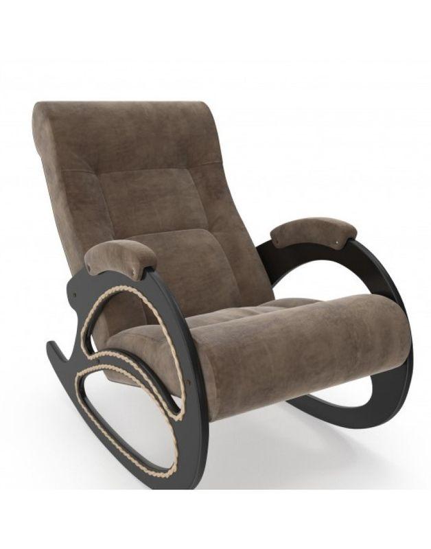 Кресло Impex Модель 4 Verona (Antrazite grey) - фото 2