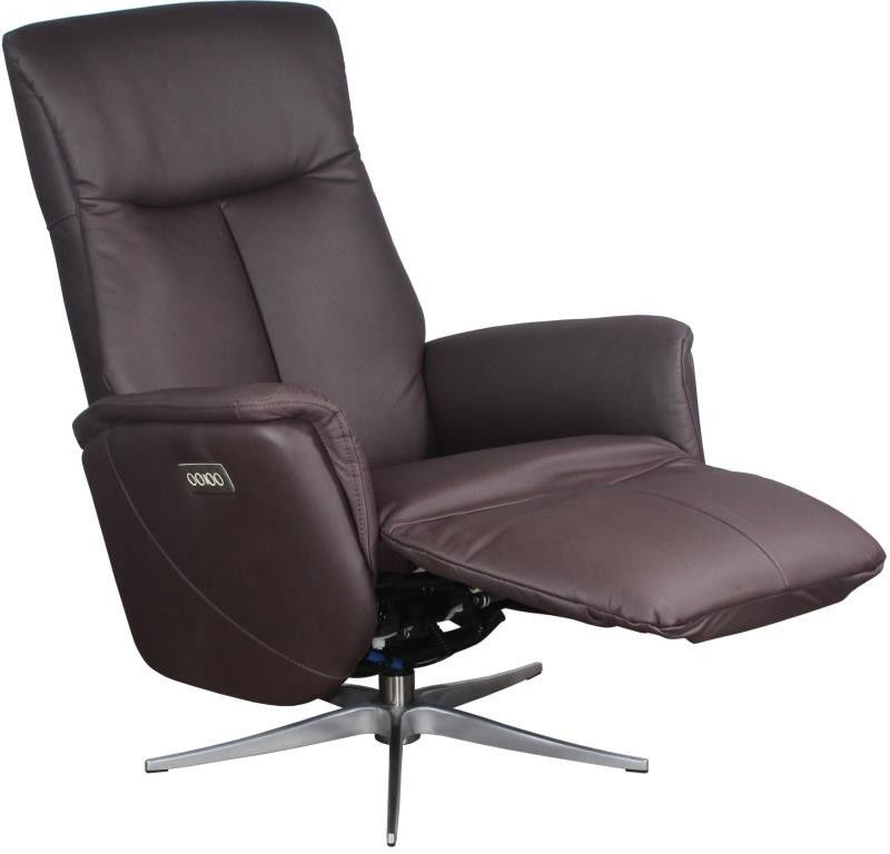 Кресло Arimax Dr Max DM01005 (Каштан) - фото 5