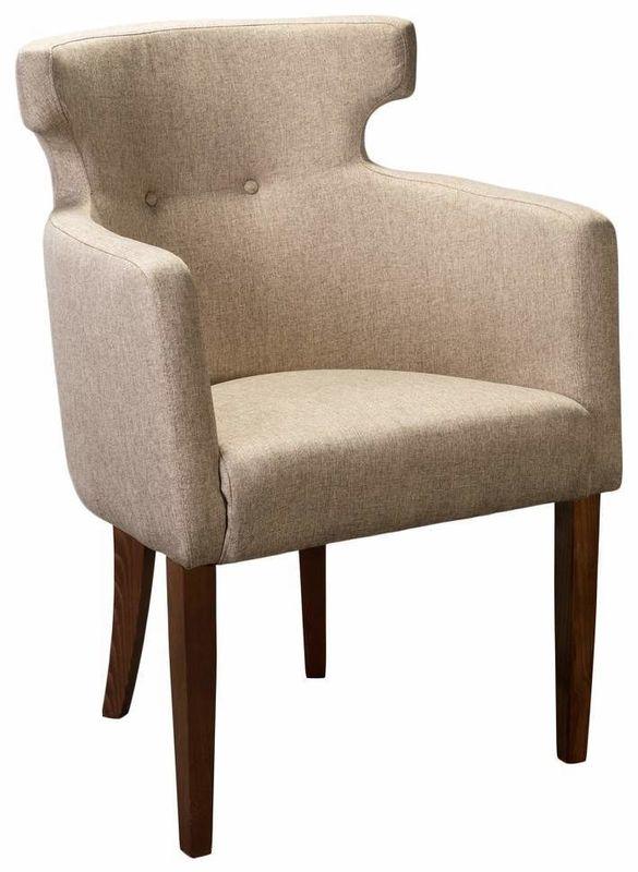 Кресло R-Home Виго RST_400069_Brown, бежевый - фото 2
