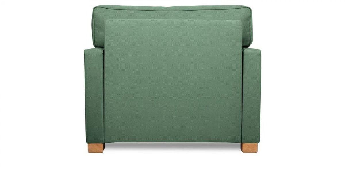 Кресло WOWIN Табу (Мятная рогожка) - фото 5