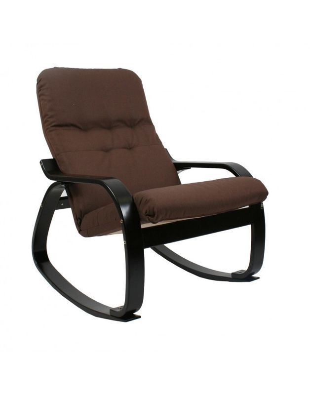 Кресло Impex Сайма венге (coffe) - фото 1