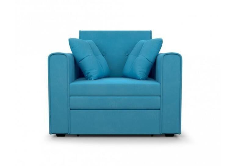 Кресло Craftmebel Санта (синий) - фото 7
