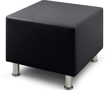 Пуфик Woodcraft Крокус Black стол - фото 1