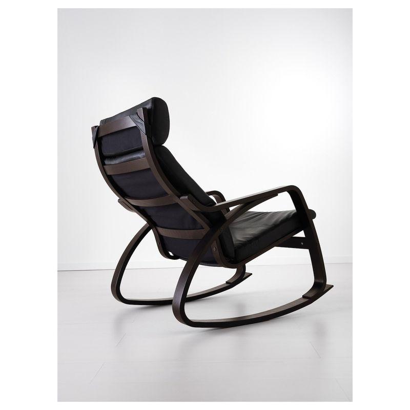 Кресло IKEA Поэнг 992.515.94 - фото 3