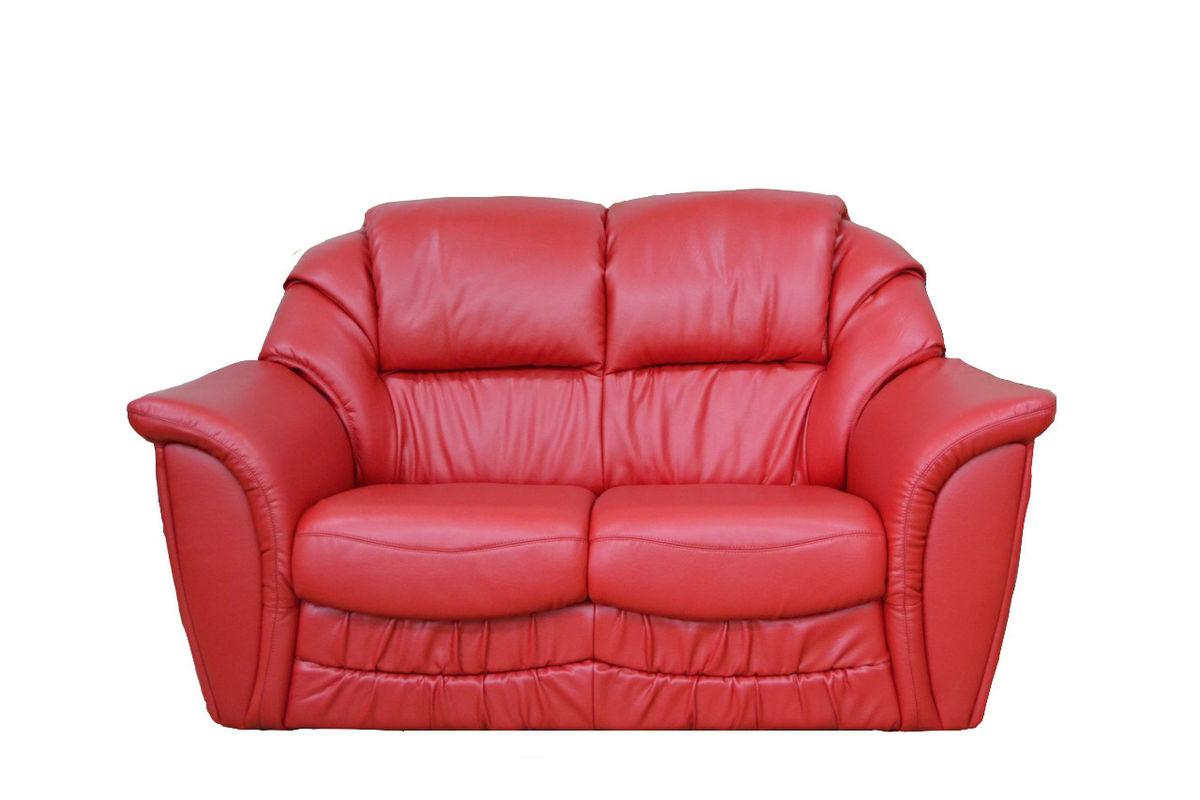Диван Tiolly Оскар 2 (красный) - фото 1