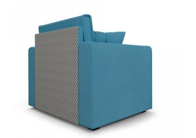 Кресло Craftmebel Санта (синий) - фото 5