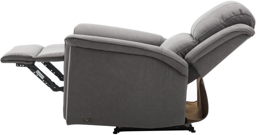 Кресло Arimax Dr Max DM05004 (Серый) - фото 5
