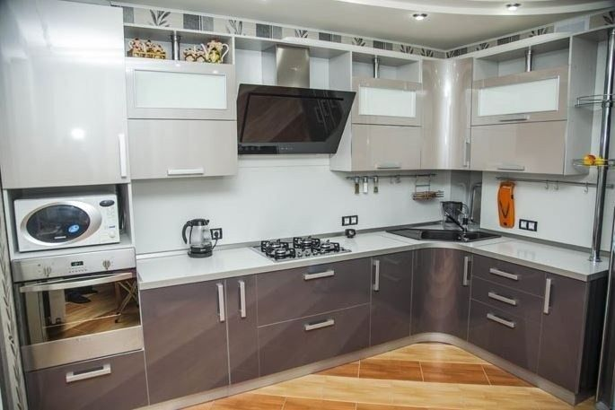 Кухня ЗОВ Платина - фото 1