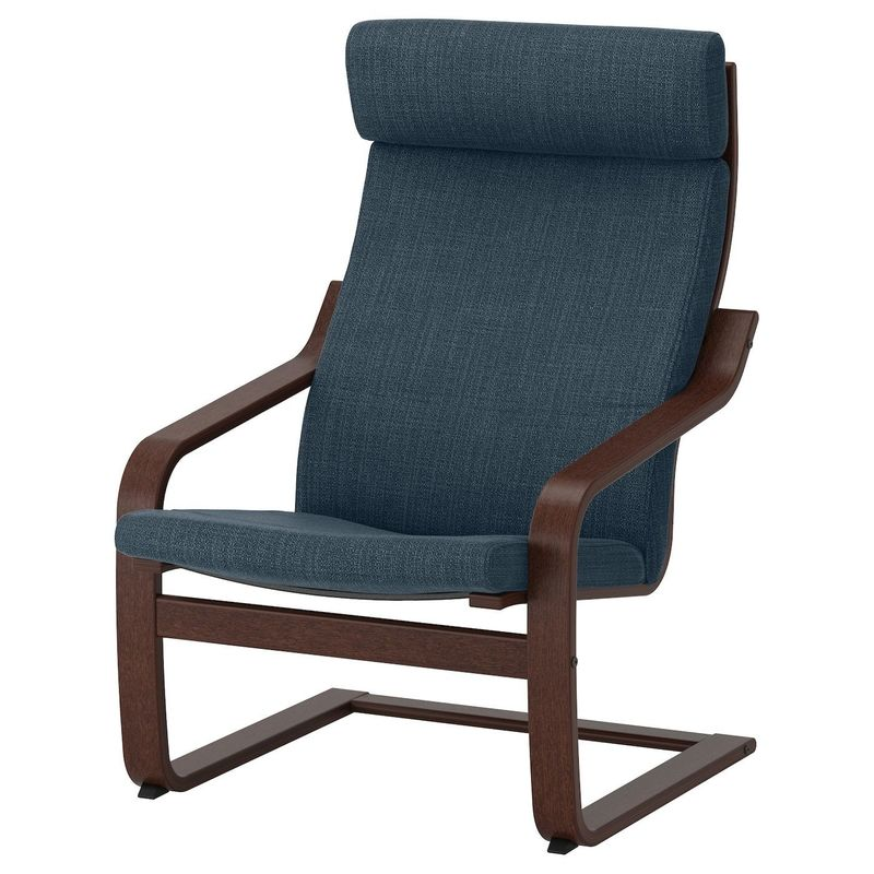 Кресло IKEA Поэнг 192.514.99 - фото 1