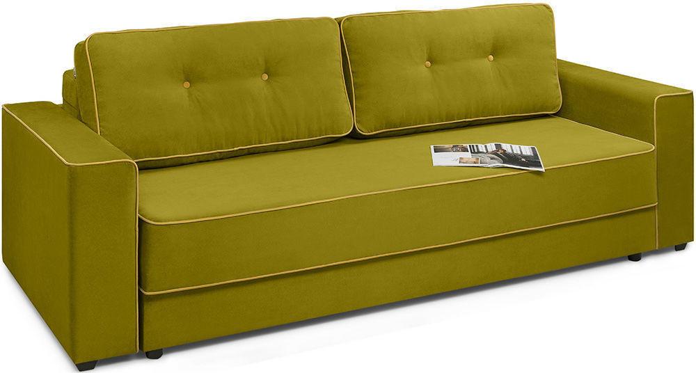 Диван Woodcraft Менли Velvet Lime - фото 2