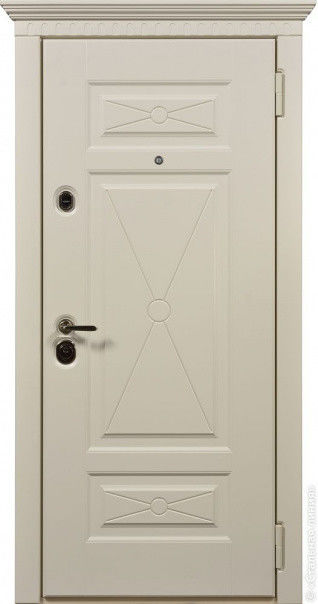 Входная дверь Стальная линия Париж арт. PARIS 100.01.04/0.AB - фото 1