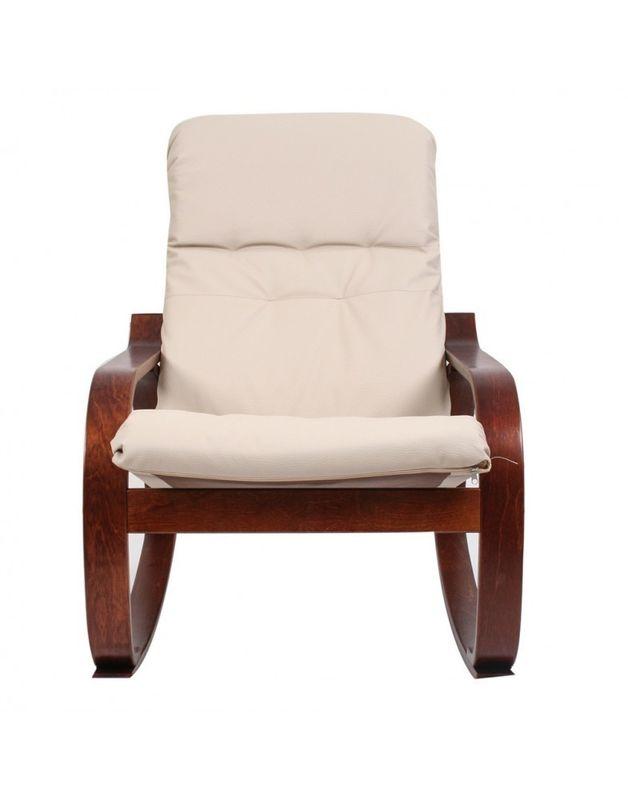 Кресло Impex Сайма вишня (Basic vanilla) - фото 4