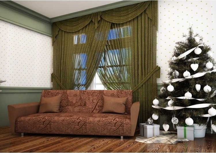 Диван Раевская мебельная фабрика Флок люкс 00441 - фото 1