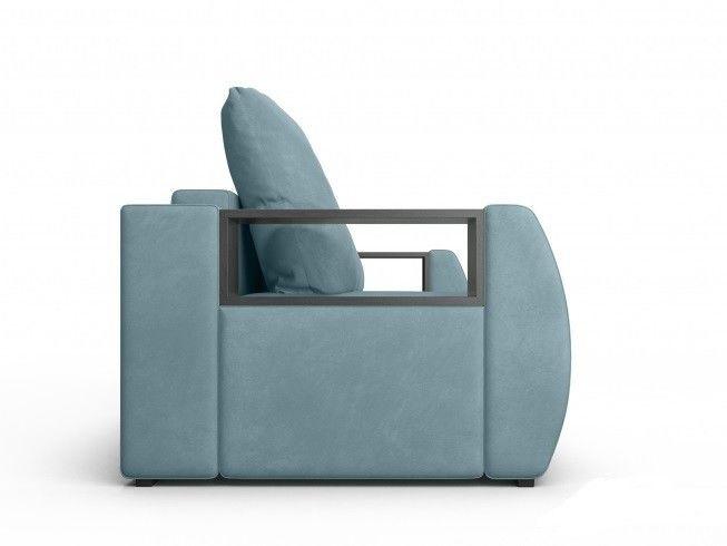 Диван Мебель-АРС Мальтида Luna 089 голубой - фото 6