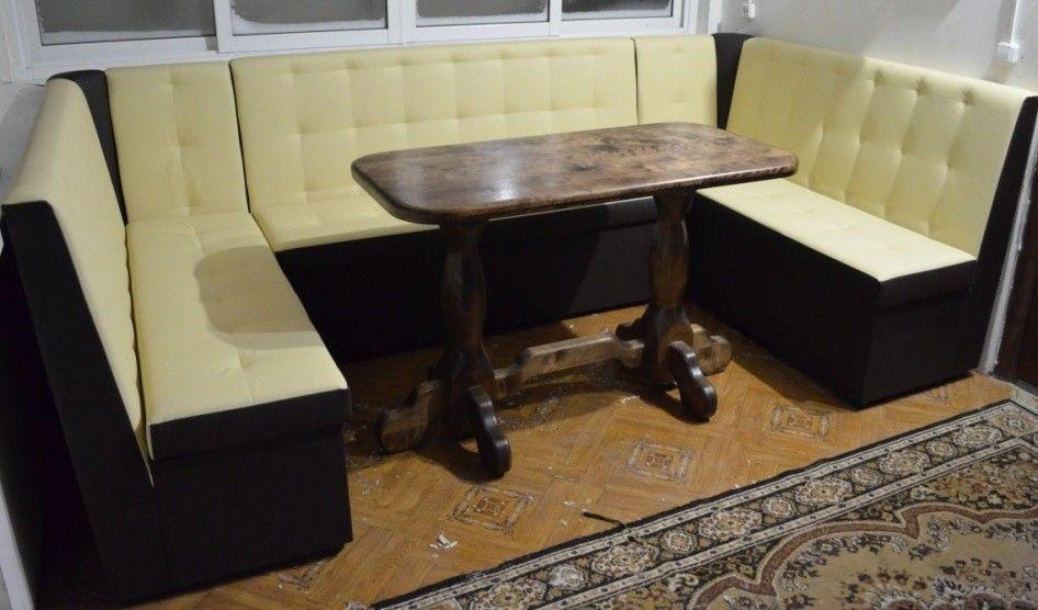 Кухонный уголок, диван Вливск-Мебель Диван 3 - фото 3
