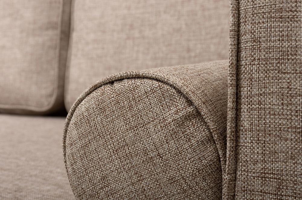 Диван Woodcraft Кушетка Динс Textile Beige - фото 7