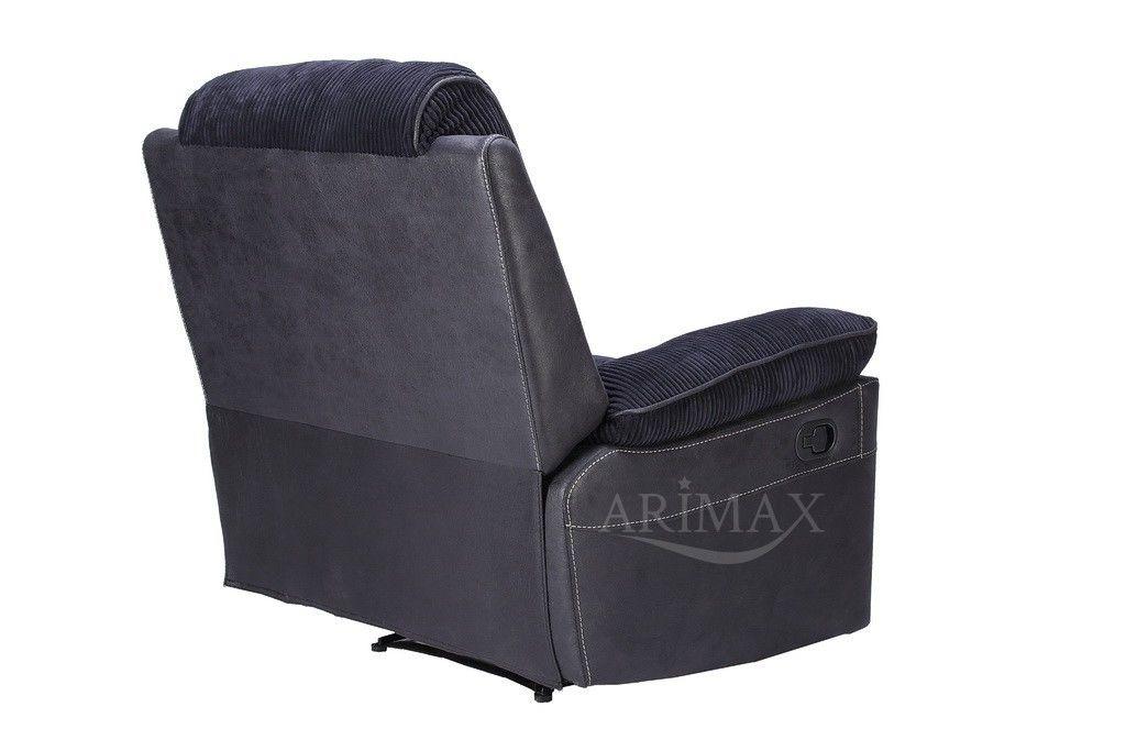 Кресло Arimax Брукс (Ежевика) - фото 6