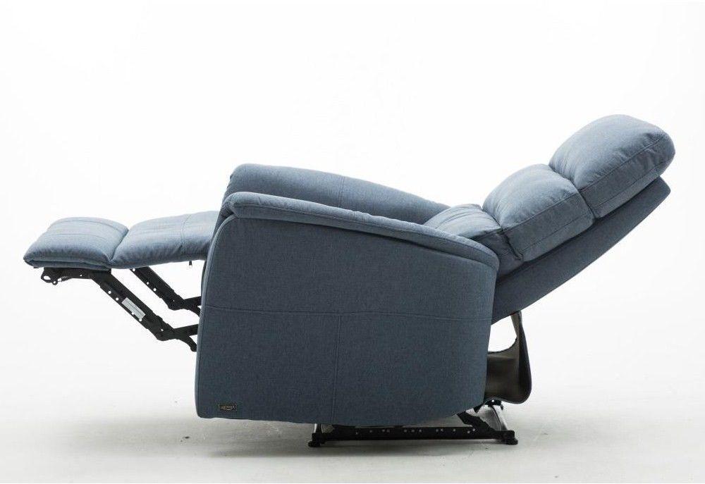 Кресло Arimax Dr Max DM05002 (Джинс) - фото 9