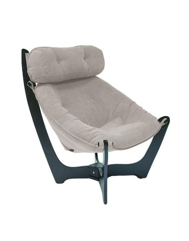 Кресло Impex Модель 11 verona (light grey) - фото 1