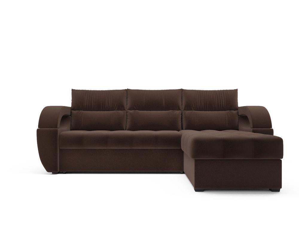 Диван Мебель-АРС Мартин (кордрой коричневый) - фото 2