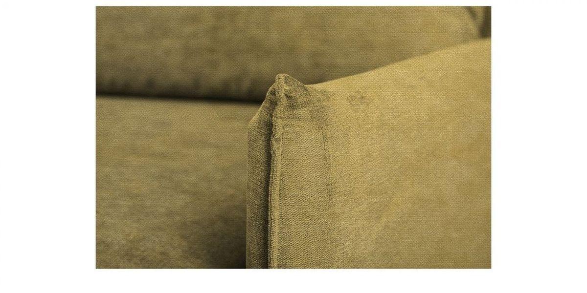 Кресло WOWIN Вест (Темно-песочный микровелюр) - фото 3