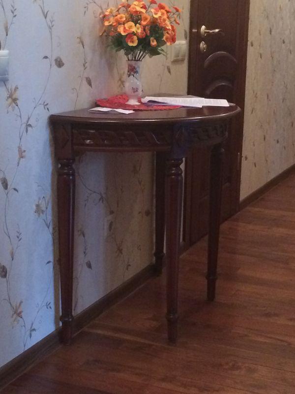 Стол-консоль Древоград Пример 14 - фото 1