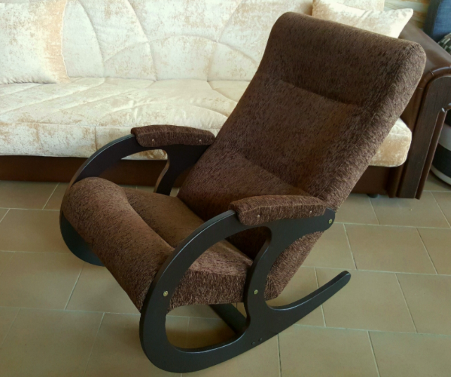 Кресло Бастион 3 Рогожка Leroy 307 - фото 1