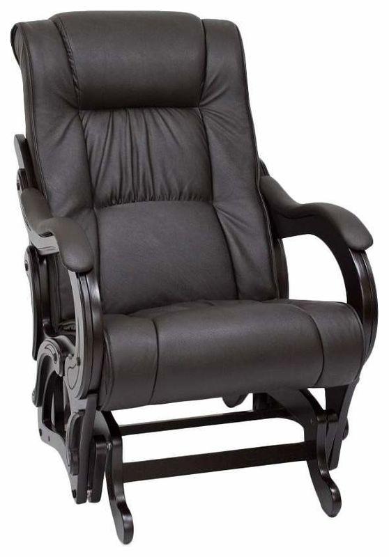 Кресло Комфорт (Impex) Модель 78 KMT_2000000068596, черный - фото 1