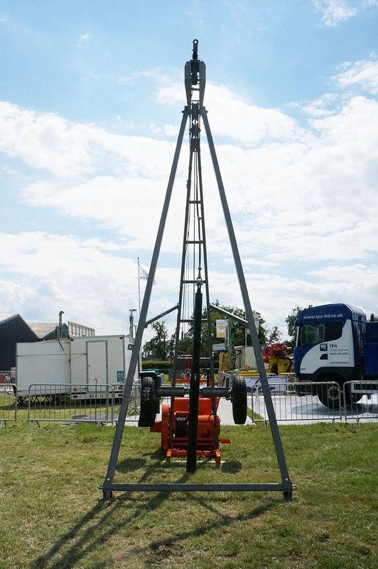 Услуга Ударно-канатное бурение скважины на воду - фото 3