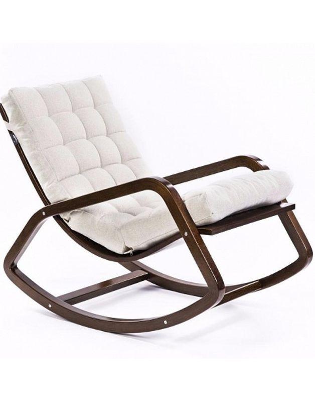 Кресло Impex Онтарио вишня - фото 2