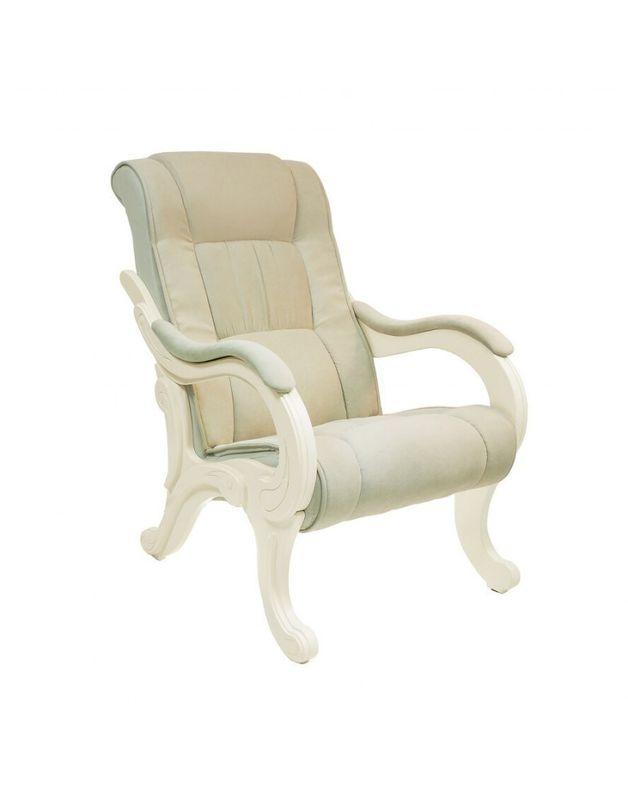 Кресло Impex модель 71 verona сливочный (Vanilla) - фото 1