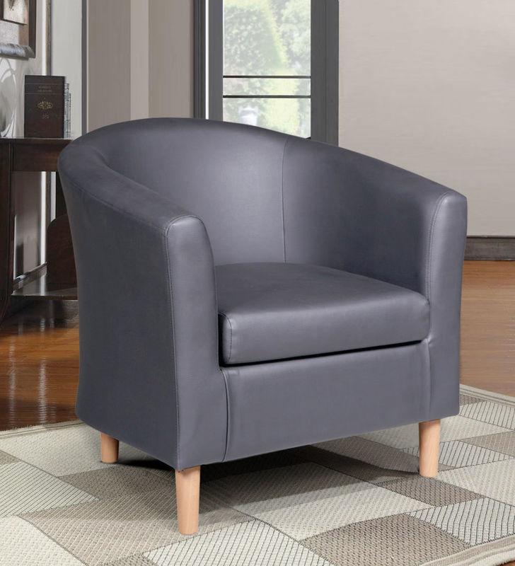 Кресло ZMF Эльф (графит) - фото 1