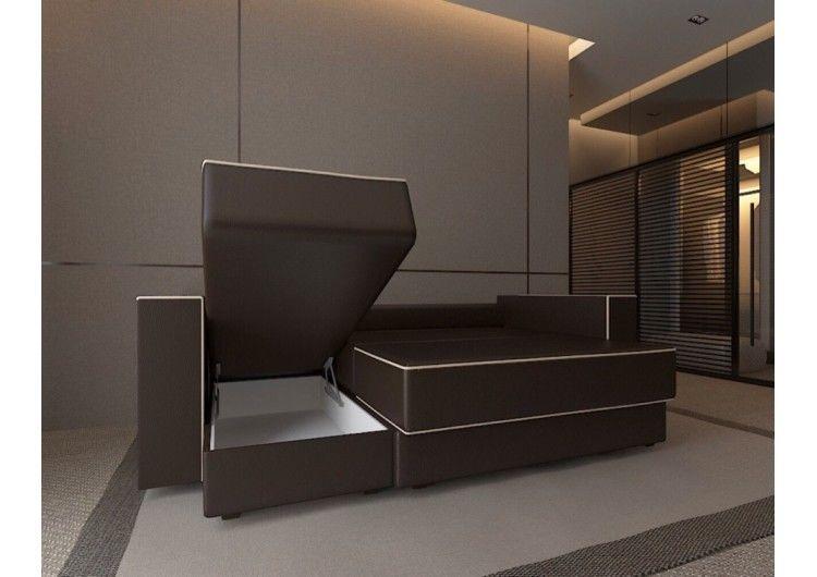 Диван Настоящая мебель Константин Орландо угловой белый - фото 3
