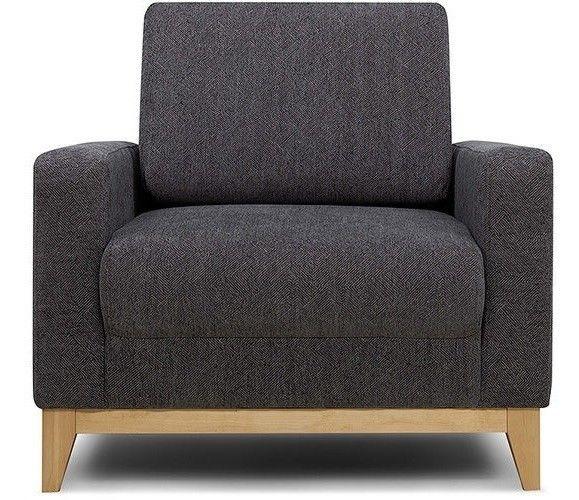 Кресло Woodcraft Гритон Milano Grey к - фото 1