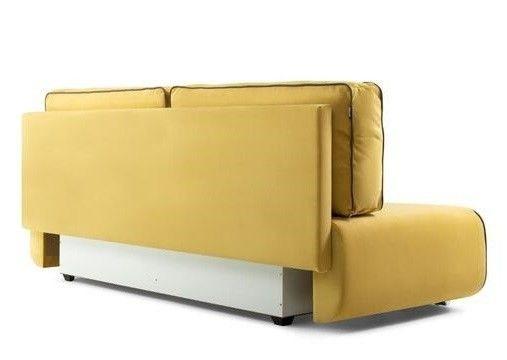 Диван Craftmebel Хоуп (вельвет желтый) - фото 5