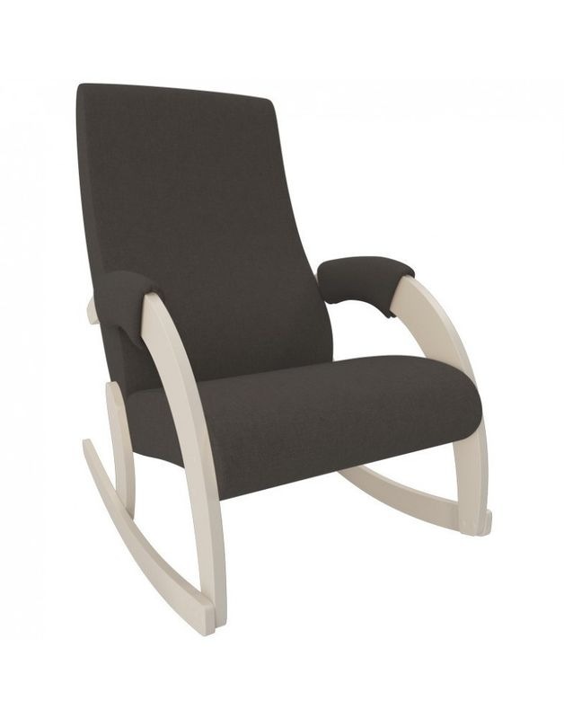 Кресло Impex Модель 67M  Montana сливочный (Montana 802) - фото 1